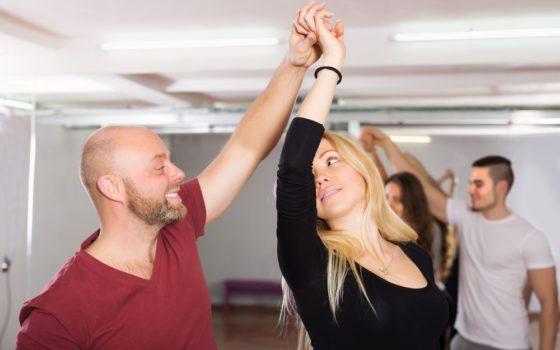 Taniec towarzyski dla dorosłych start 14.01.2017