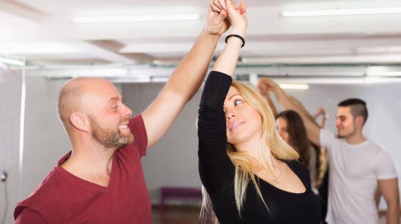 Taniec towarzyski dla dorosłych – Nowa grupa start 09.05.2017