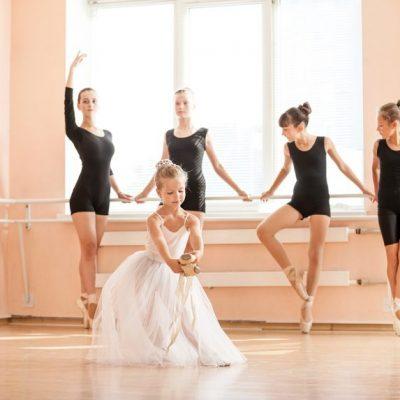 Balet & Jazz junior