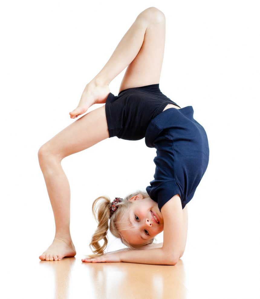 Akrobatyka dla dzieci i juniorów